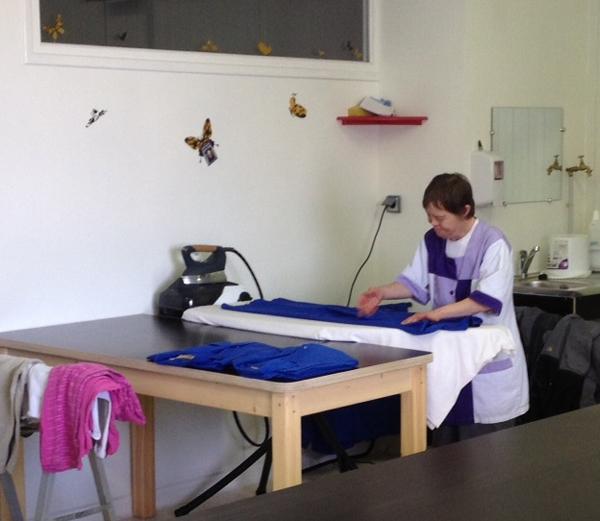repassage nettoyage entretien les gen ts d 39 or ateliers. Black Bedroom Furniture Sets. Home Design Ideas